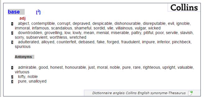 définition de dictionnaire urbain de brancher